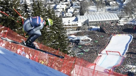 Kitzbühel in two words: 'Beautiful Chaos'