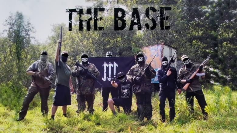 the base training camp brian lemley william bilbrough - Ex-reservist Patrik Mathews and others planned violent revolution, U.S. prosecutors say