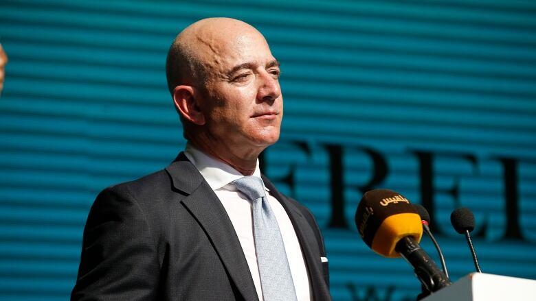 Saudi involved in hacking of Amazon boss Bezos' phone, UN report will say