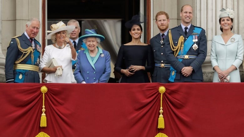 Harry and Meghan media circus has Canadians missing the point of the maple monarchy