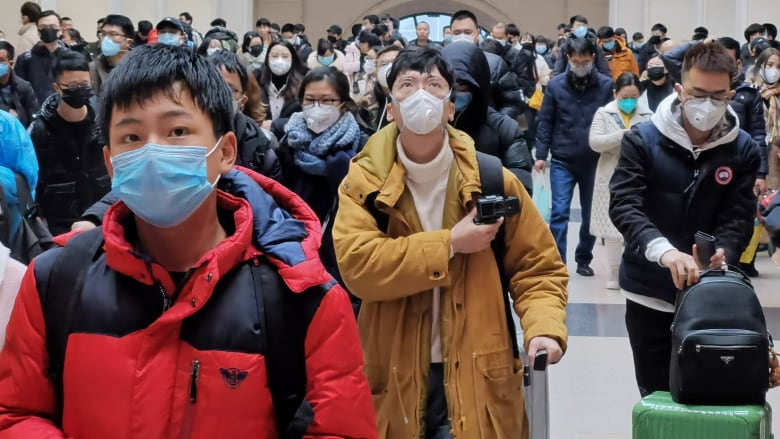 Risk of Chinese coronavirus to Canadians low, health minister says