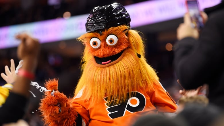 Philadelphia Flyers' mascot Gritty cleared in assault allegation, police say