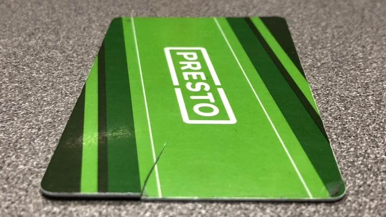 Why does it cost $6 to replace broken Presto cards?