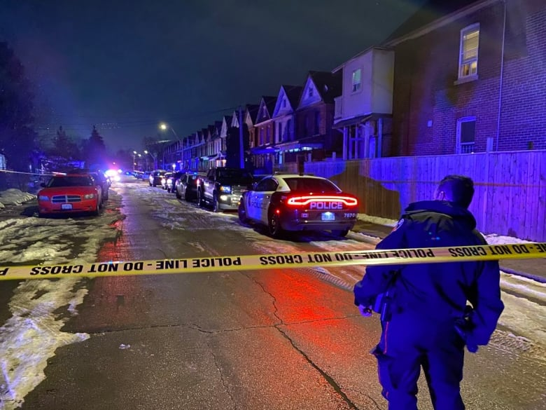 7-year-old boy shot from rear yard kept asking neighbour 'Am I going to die?'