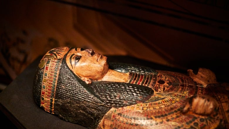 The mummy speaks: ancient voice recreated by scientists