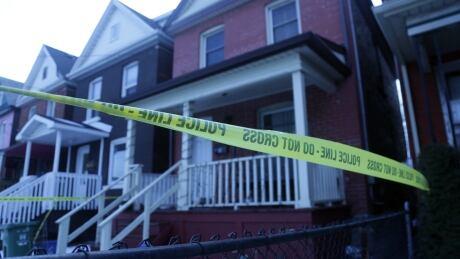 Gordon Street Shooting