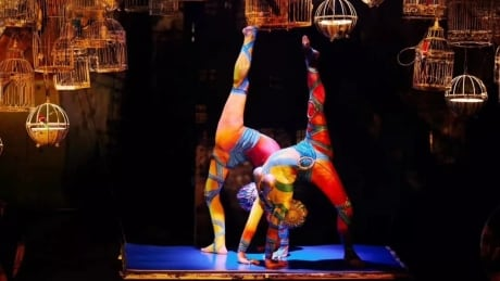 Cirque du Soleil cancels all shows in China, citing coronavirus concerns