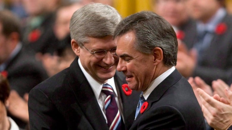 Room at the top: Is Harper's legacy a Conservative leadership vacuum?