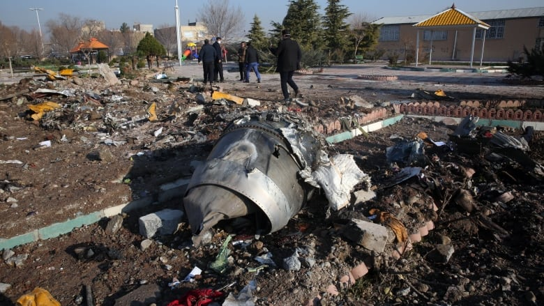 Garneau wants Iran to address report that commercial flights were used as human shields