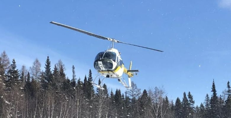 Body recovered from Quebec's Lac Saint-Jean, 4 snowmobilers still missing