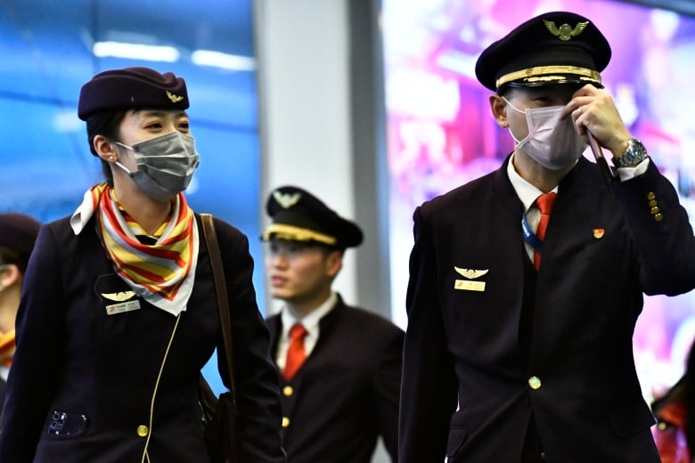 In China, people wonder how open government is being over coronavirus