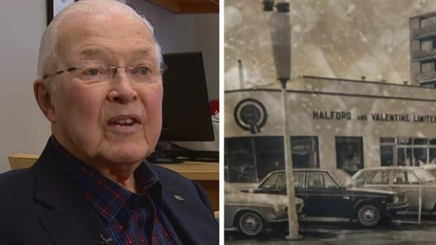 Why this Calgarian has sold cars and helped his city for the last 60 years