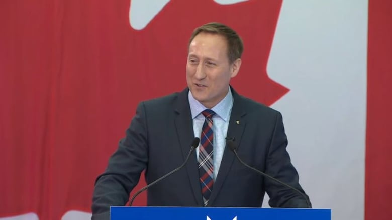 Peter MacKay officially launches bid for Conservative leadership