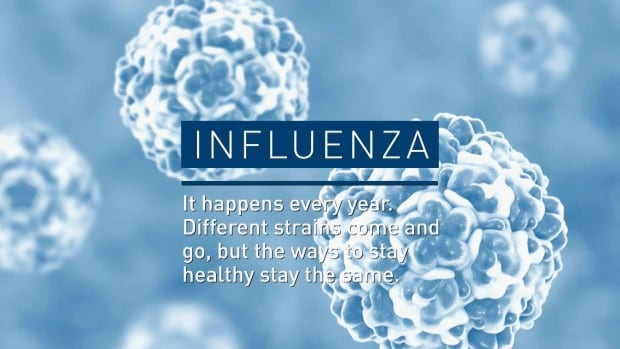 Quick tips on staying healthy during flu season