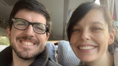 Tom and Lauren Williams