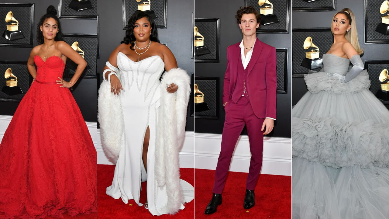 the 10 best looks from the 2020 grammy awards cbc life best looks from the 2020 grammy awards