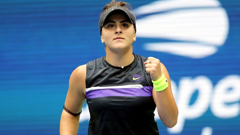 Bianca Andreescu not on Canada's singles roster for Fed Cup