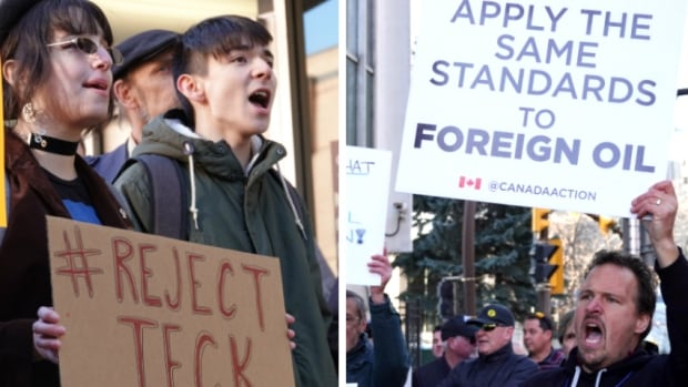 How Teck Frontier became a symbol of the future Canada refuses to confront   CBC News