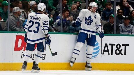 Maple Leafs Stars Hockey