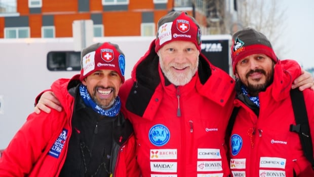 Yukon Arctic Ultra: 'World's coldest and toughest' ultra race starts today | CBC News