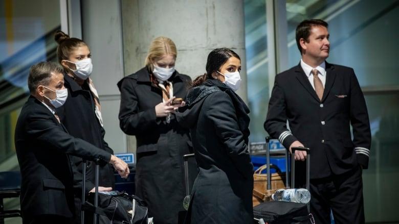 Passenger With Nose Running Like Niagara Falls Questions Canada S Airport Coronavirus Screening Cbc News