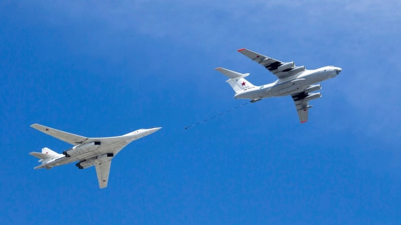 Russian bombers buzzed Canadian airspace: NORAD