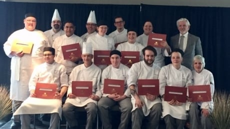 Entry level cooks 2019 PEI