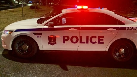 Halifax police connaught
