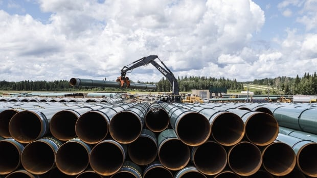 Limits on gatherings make it a 'great time to be building a pipeline,' says Alberta energy minister | CBC News
