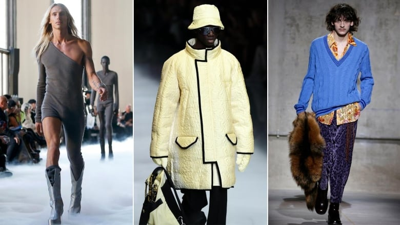 The Top 5 Style Trends From Men S Fashion Week Fall Winter 2020 Cbc Life