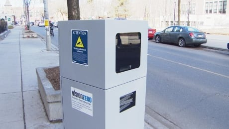 <div>More than 7,000 tickets issued by Toronto's photo radar cameras in 2 weeks</div>