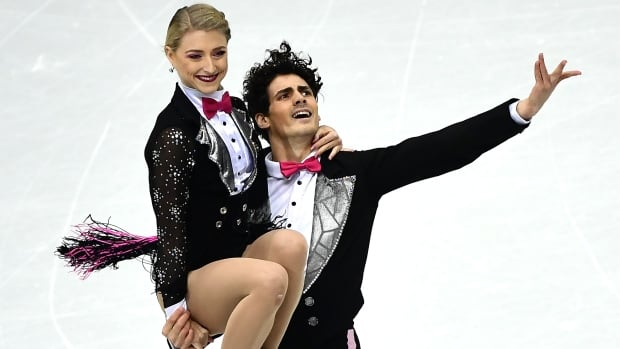 Canada's Gilles, Poirier win ice dance silver at ISU Four Continents