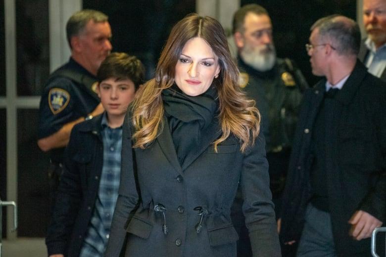 Disgraced movie mogul Harvey Weinstein's lawyer tells jurors he's an innocent man