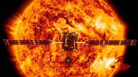 Space Sun Explorer