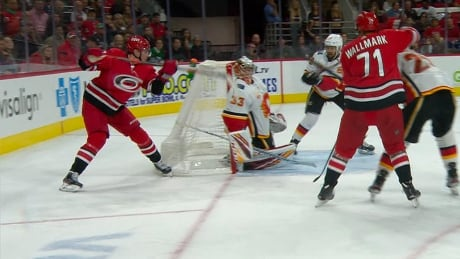 Fun to watch, almost impossible to defend, 'lacrosse' goal causing fits for NHL goalies