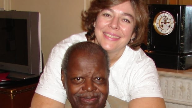 Oscar Peterson's widow thrilled by push to rename Lionel-Groulx Metro after jazz legend   CBC News