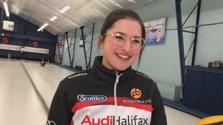 Emma Logan deaf Nova Scotia curler