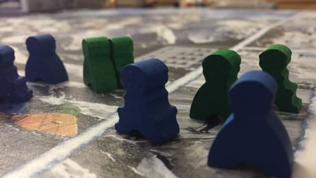Board Game pieces
