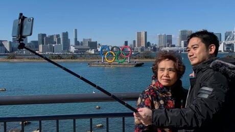 Olympic Selfie
