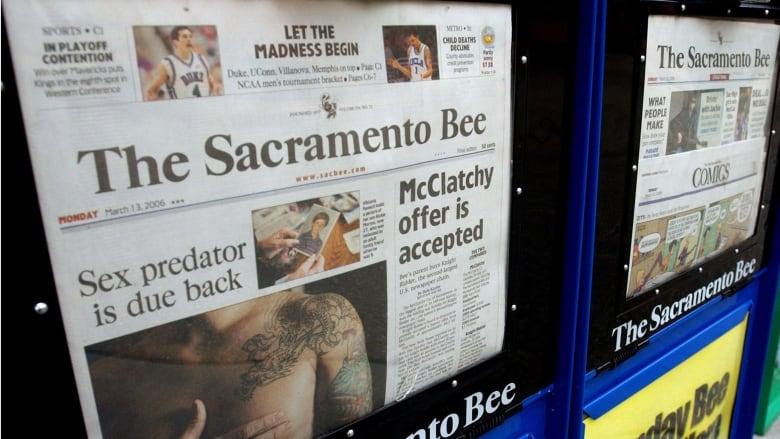 McClatchy Bankruptcy Begins