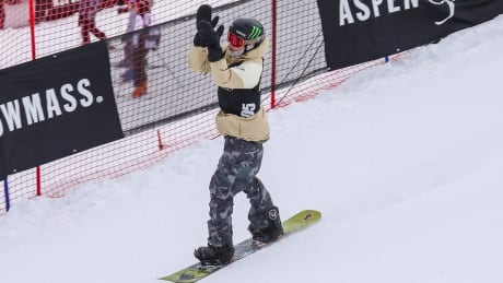 Winter X Games Snowboarding