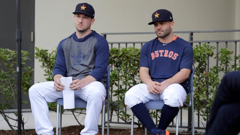 AJ Hinch: 'Fair question' if Astros' title tainted by scandal