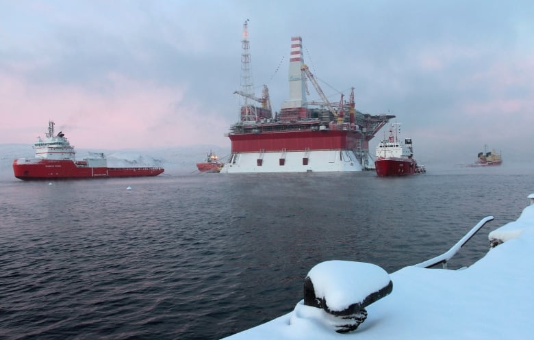What Russia's $300B investment in Arctic oil and gas means for Canada