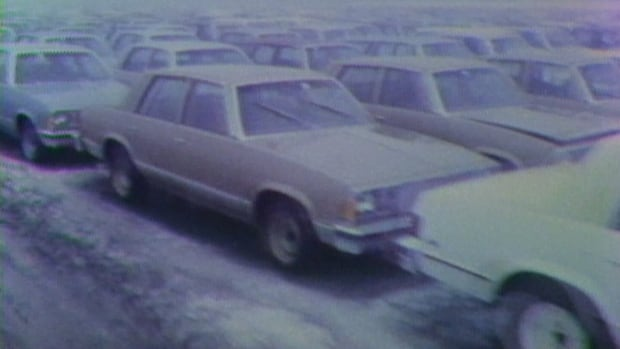 Iraq didn't want these cars, but thrifty Nova Scotians did | CBC Archives