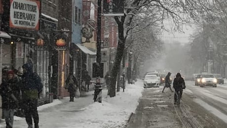 St-Laurent in January