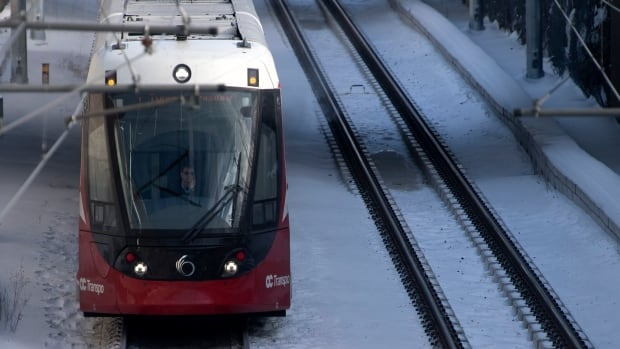 'Debris' on track knocks more LRT trains out of service | CBC News