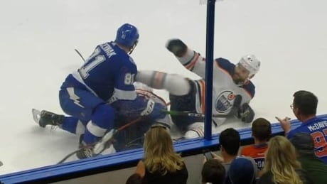 Zack Kassian and other times NHL players have kicked (or stomped) opponents