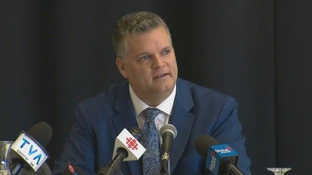 MLA Robert Gauvin considers retirement from politics | CBC News