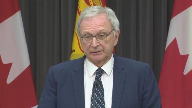 Blaine Higgs shuffles cabinet after Robert Gauvin resignation | CBC News