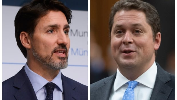 Trudeau's 'weakness and fear' over blockades, Teck mine driving away investment, says Scheer | CBC News